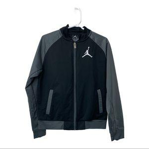 NIKE AIR JORDAN Jacket Boys 6-7 Y Zip